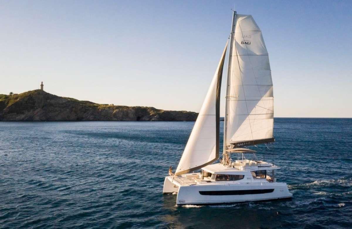 SUNSHINE BABY 2 -  Bali 4.8 - 5 Cabins - US Virgin Islands