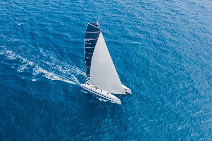 Charter Yacht GIVE ME FIVE - Outremer 55 - 3 Cabins - Marseille - St Tropez - Porto Cervo - Malta - St Lucia