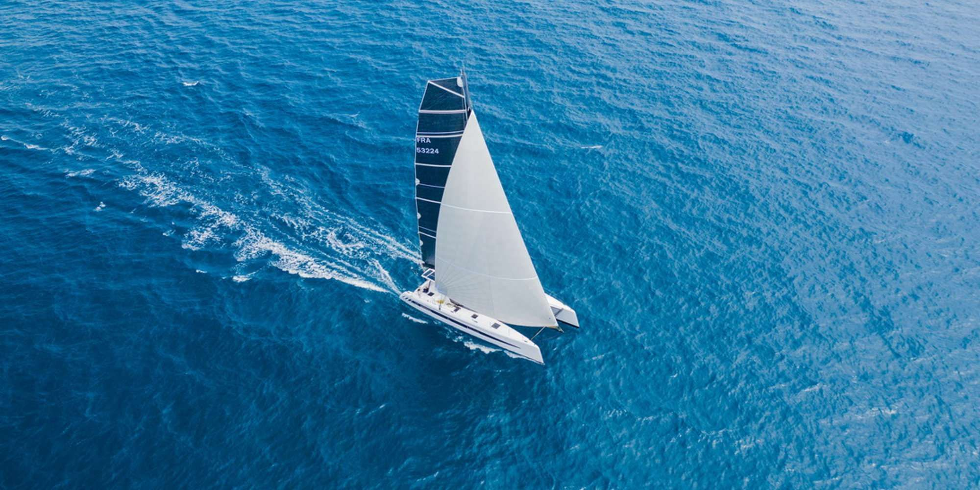 GIVE ME FIVE - Outremer 55 - 3 Cabins - Marseille - St Tropez - Porto Cervo - Malta - St Lucia