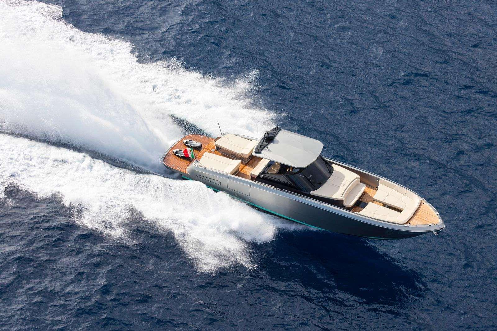 JANINA - Cantieri Navali Continental 57 - 2 Cabins - Miami