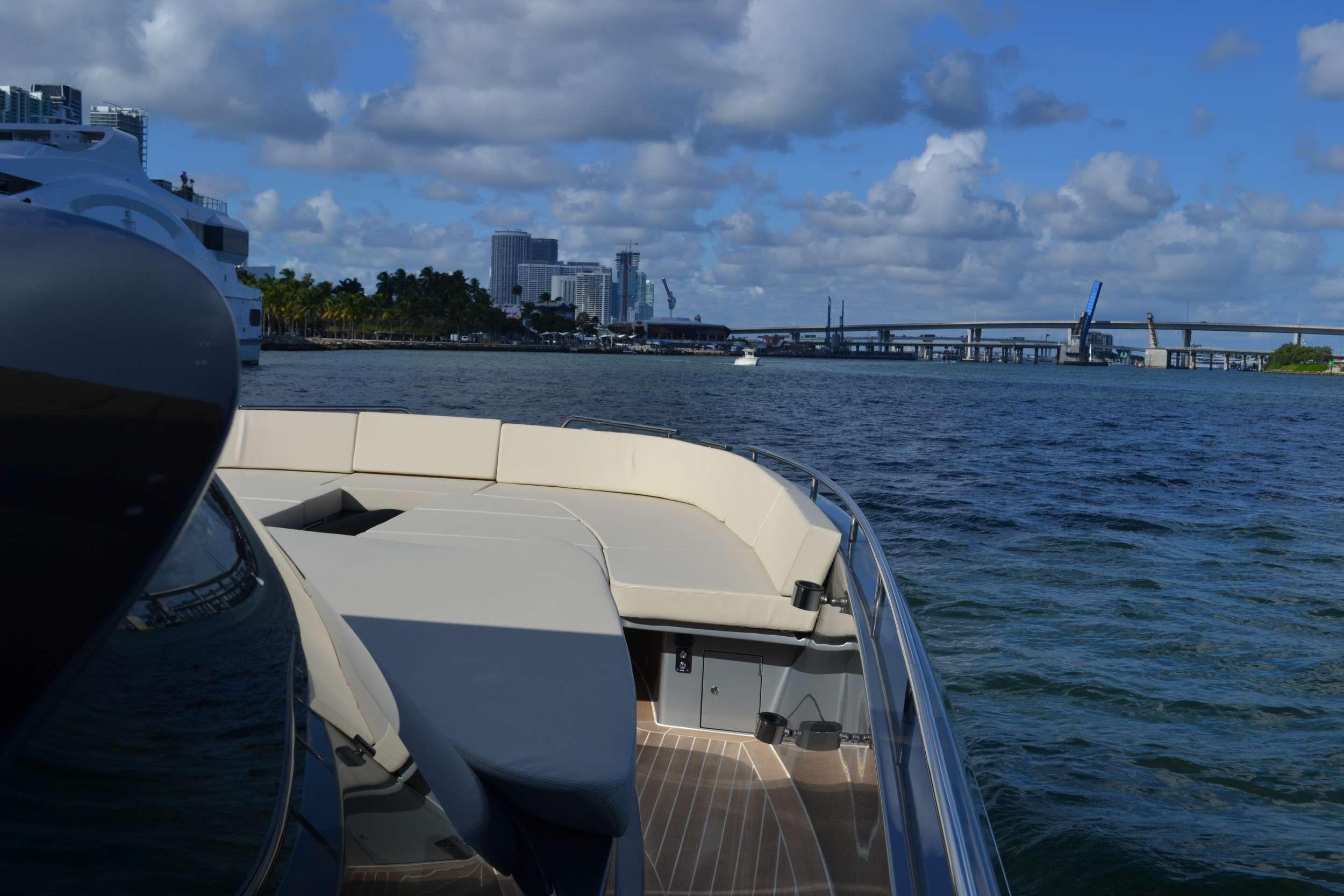JANINA Approaching Miami