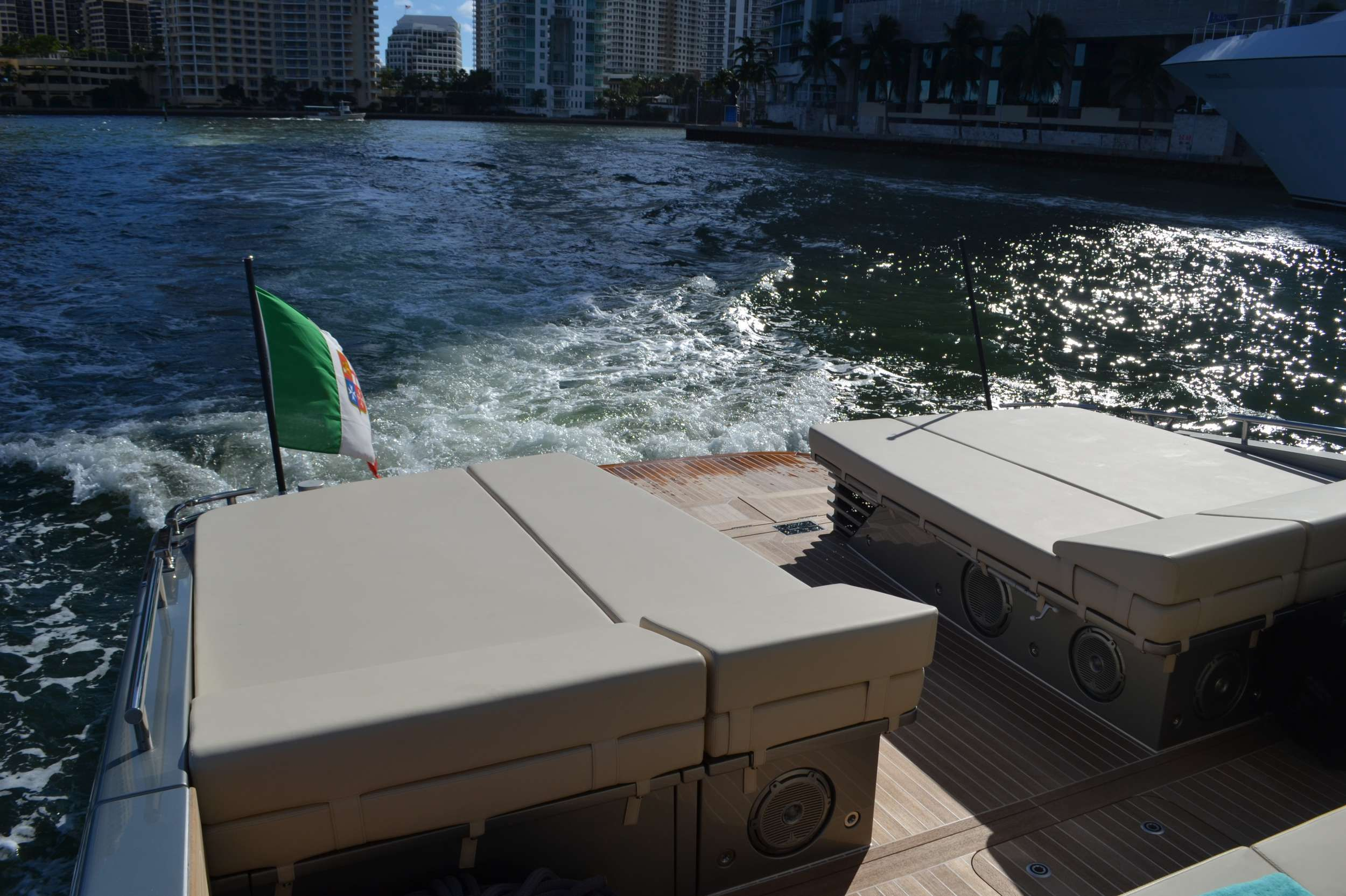 JANINA Cruising Miami