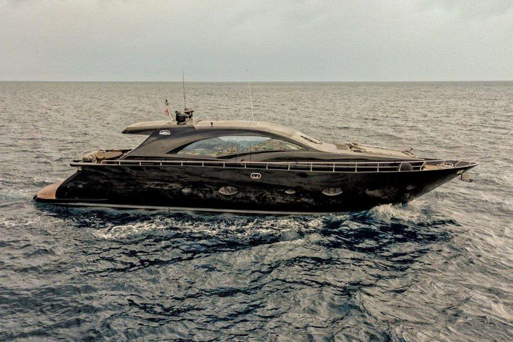 Charter Yacht BLACK MAGIC - Leonard 24m - 3 Cabins - Naples and Amalfi Coast
