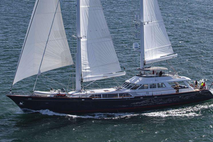 Charter Yacht KAORI - Palmer Johnson 125 - 4 Cabins - Alaska,Costa Rica
