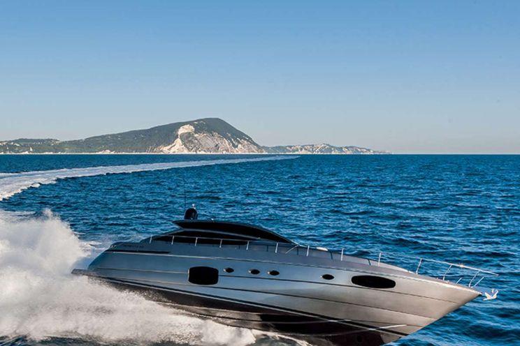 Charter Yacht UNZIPPED SUMMER - Pershing 62 - 1 Cabin - Ft Lauderdale Florida