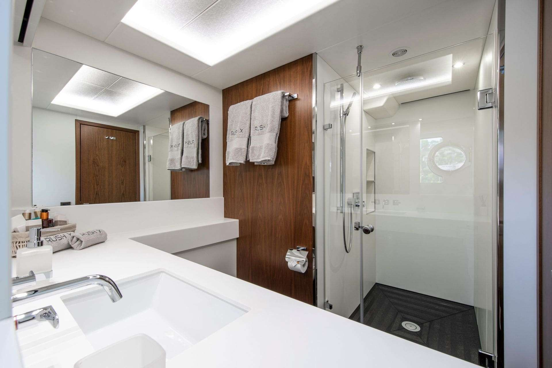 RUSH X Bathroom