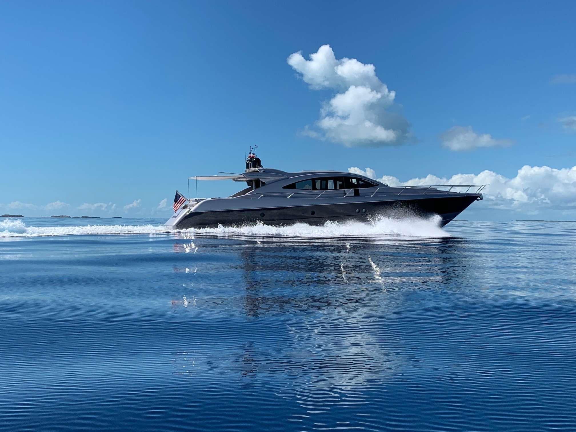 ANDIAMO - Warren Yachts 88 - 3 Cabins - Florida and New York
