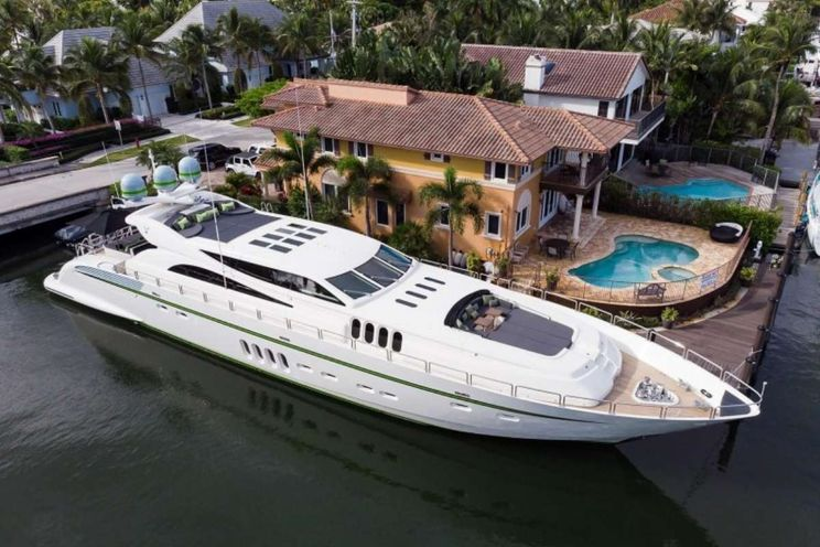 Charter Yacht ENCORE - Leopard 34m - 4 Cabins - Miami and Bahamas