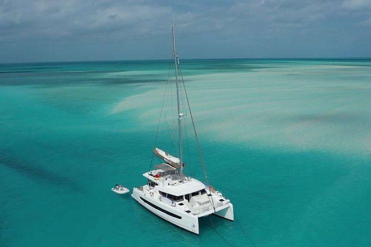 Charter Yacht SERENITY 4.8 - Bali 4.8 - 4 Cabins - Virgin Islands - St Thomas - Tortola - Virgin Gorda - St John