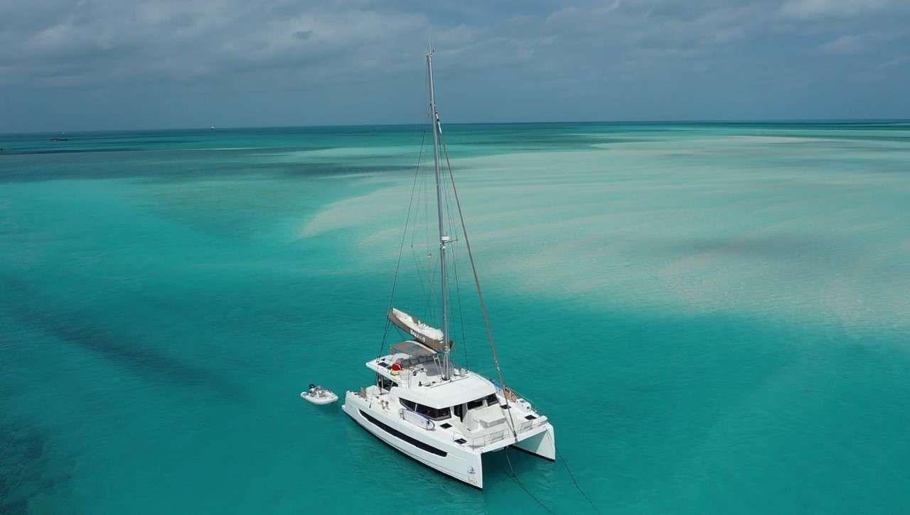 SERENITY 4.8 - Bali 4.8 - 4 Cabins - Virgin Islands - St Thomas - Tortola - Virgin Gorda - St John