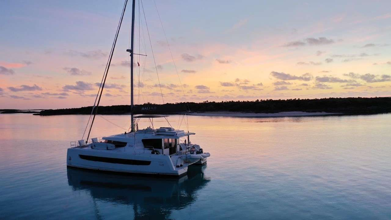 MERRY-TIME - Bali 4.9 - 4 Cabins - Virgin Islands - St Thomas - Tortola - Virgin Gorda - St John
