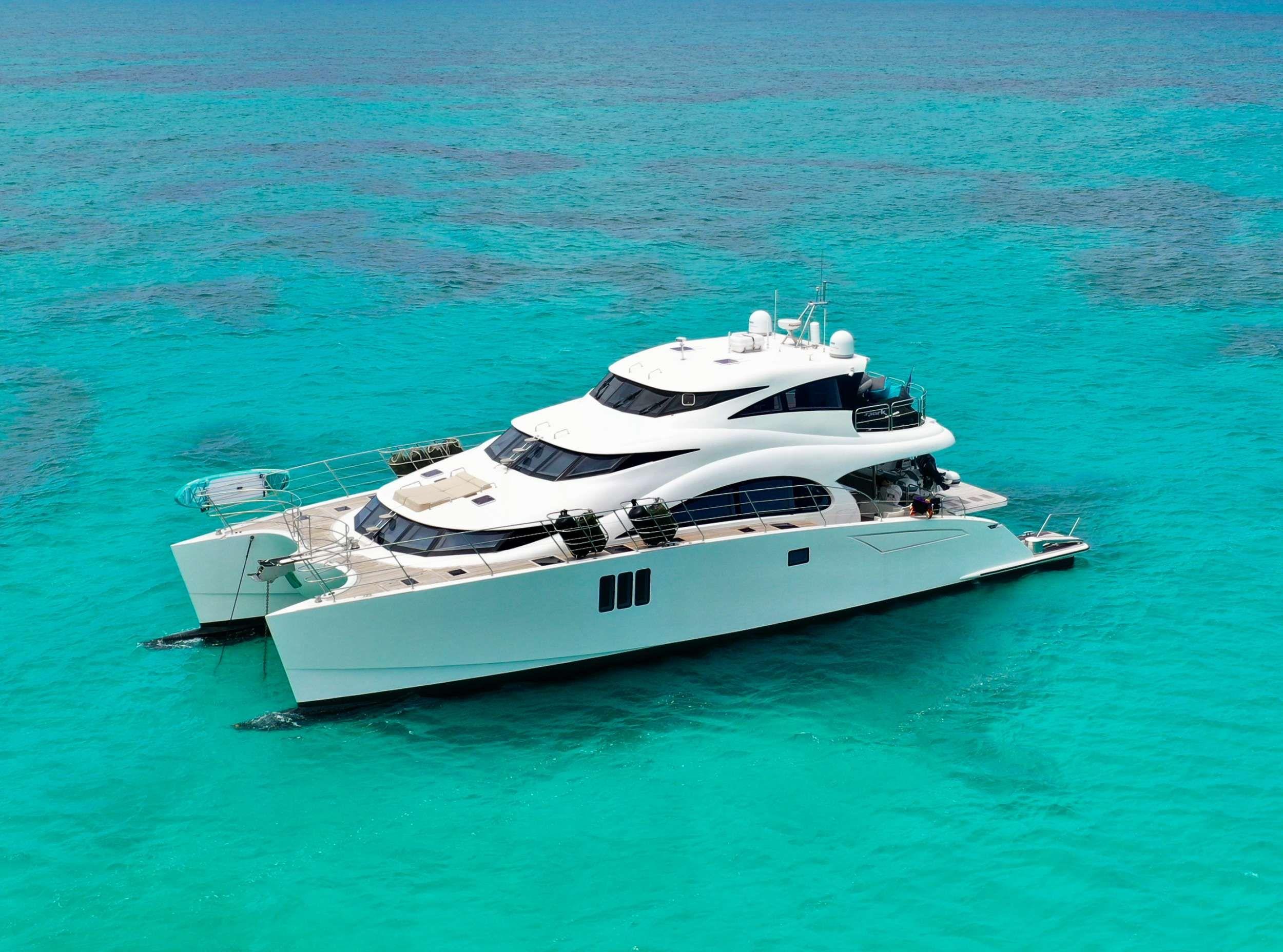 VALHALLA - Sunreef 78 - 4 Cabins - St Thomas - St John - Virgin Gorda - Anegada - Virgin Islands