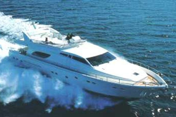 Charter Yacht Ferretti 80 - 4 Cabins - Rio de Janeiro