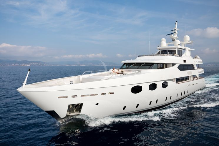 Charter Yacht ELENI - CBI Navi 50m - 6 Cabins - Viareggio - Sicily - Naples