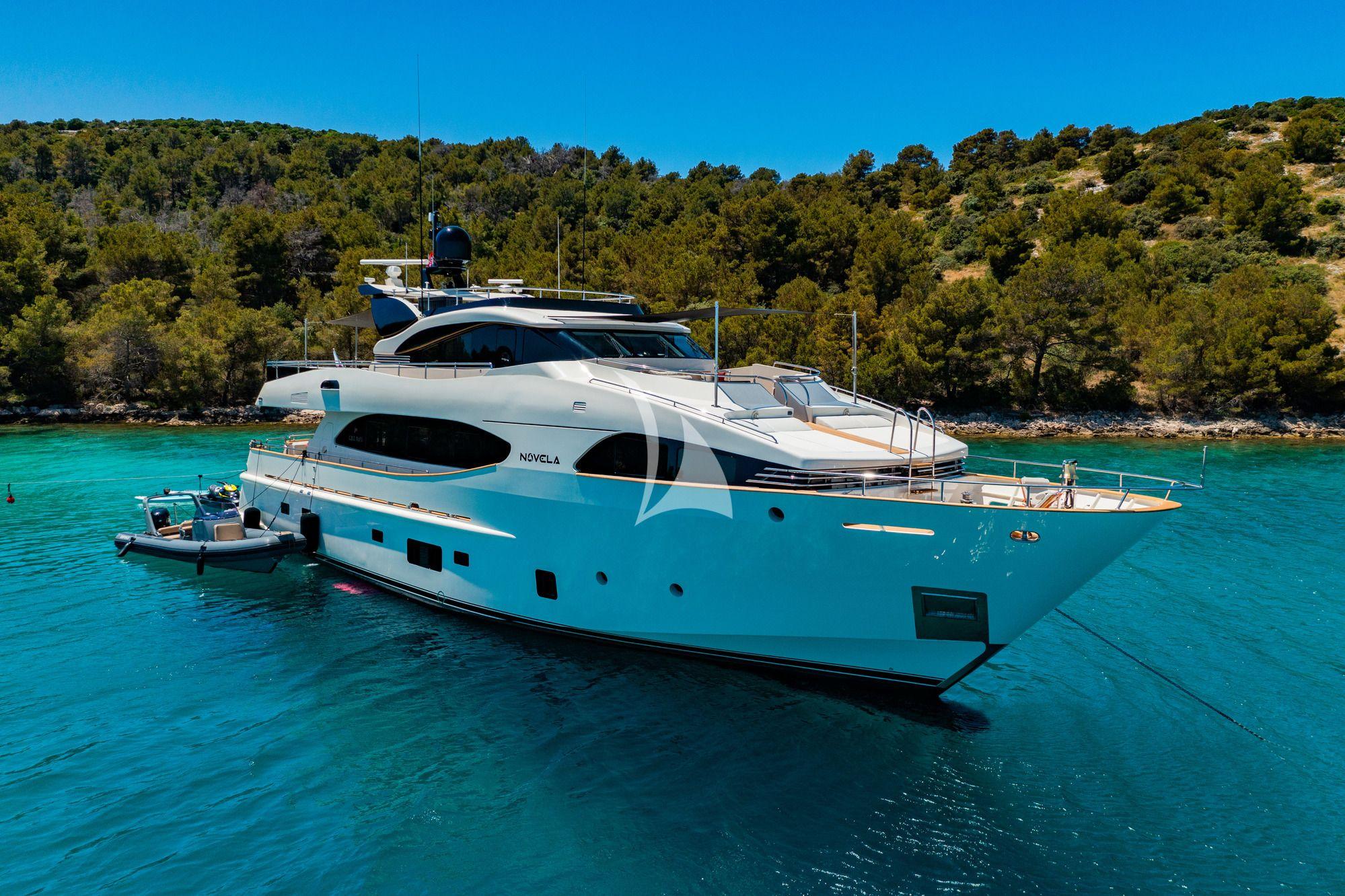 NOVELA - 30m CBI Navi - 4 Cabins - Trogir - Split - Dubrovnik - Hvar - Kotor - Tivat - Budva