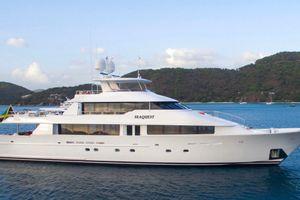 SEAQUEST - Westport 130 - 5 Cabins - Bahamas - Leeward Islands - Caribbean