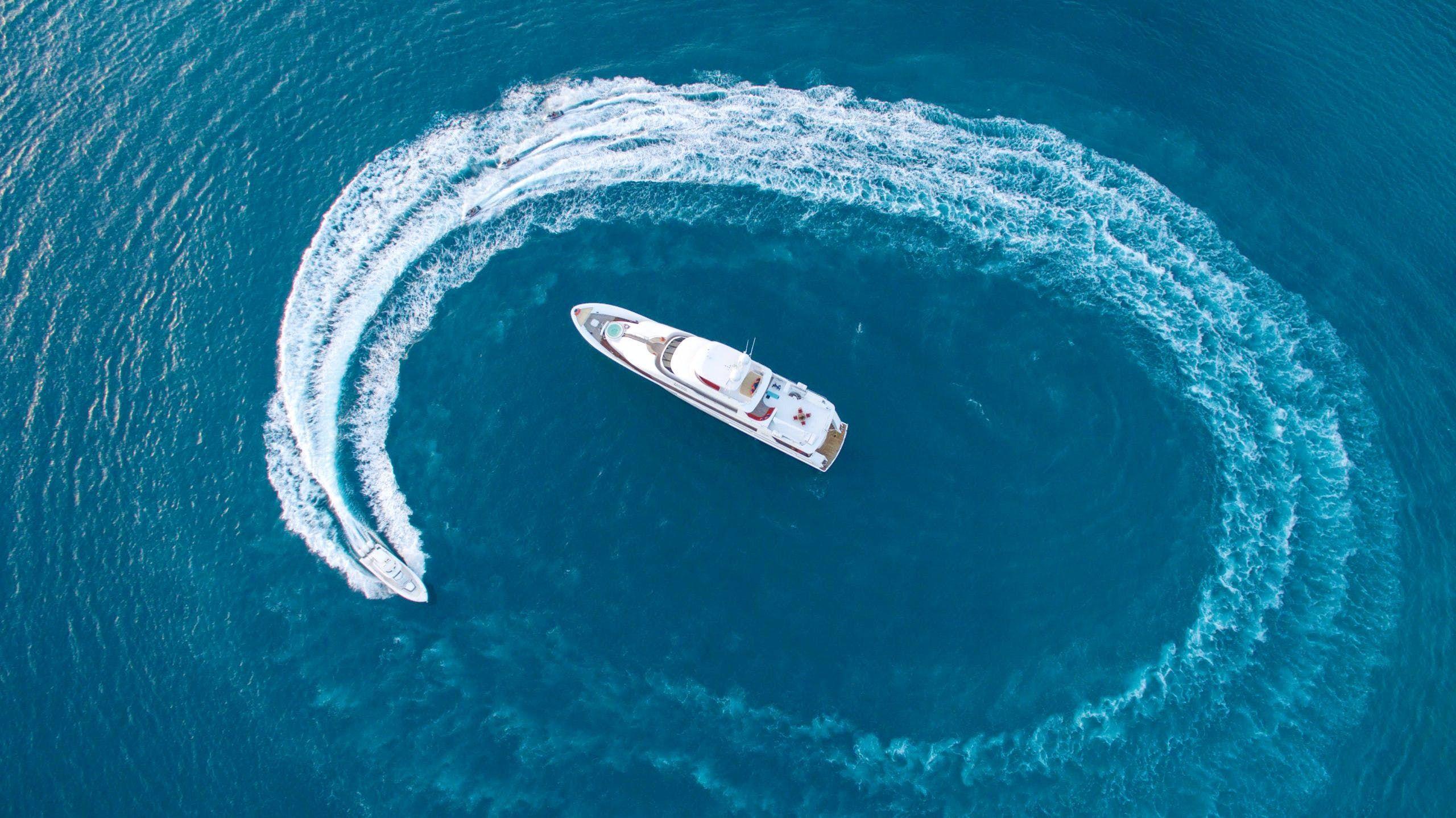 SEAQUEST - Aerial Shot