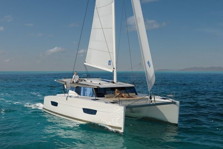 Charter Yacht Lucia 40 - 3 cabins (1 Master and 2 double) - 2019 - Trogir - Split
