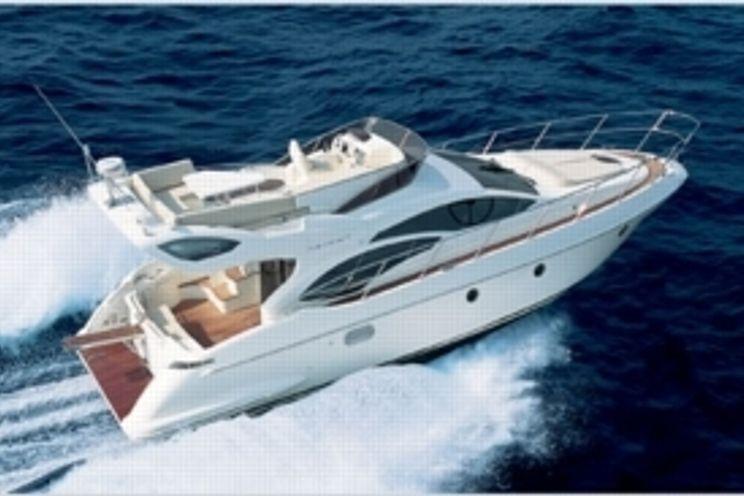 Charter Yacht Azimut 40 - 2 cabins - Rio de Janeiro