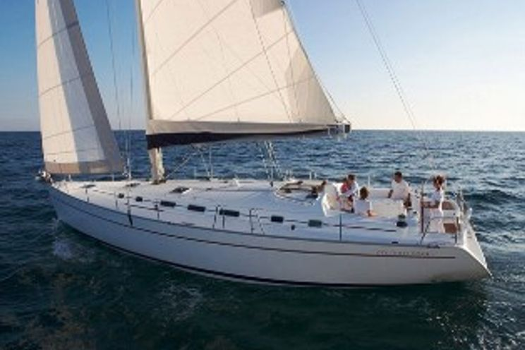 Charter Yacht Cyclades 50.5 - 5 Cabins - Italy - Sicily