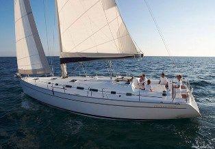 Cyclades 50.5 - 5 Cabins - Italy - Sicily