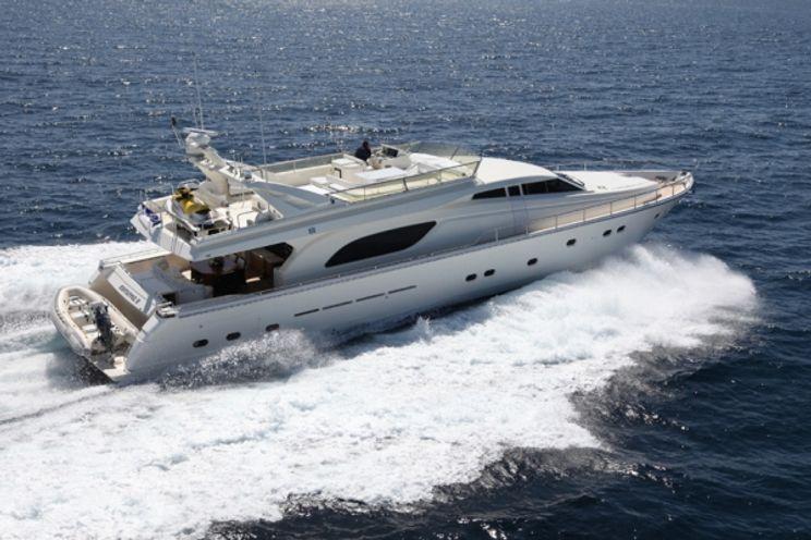 Charter Yacht KENTAVROS II - Ferretti 24 - 4 Cabins - Athens - Mykonos - Dubrovnik - Bodrum