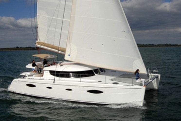 Charter Yacht VIVALDI - Fountaine Pajot Salina 48 - 3 Cabins - Porto Cervo - Olbia - Naples - Milazzo - Palermo