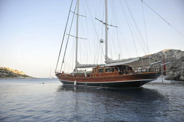 CARPE DIEM I - Etemoglu 30m - 4 Cabins - Bodrum - Gocek - Marmaris