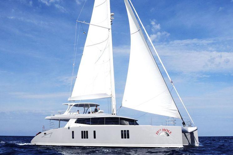 Charter Yacht 19th HOLE - Sunreef 74 - 4 Cabins - Croatia - Montenegro