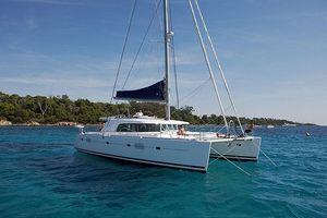 Lagoon 500 - 4 cabins - Tortola