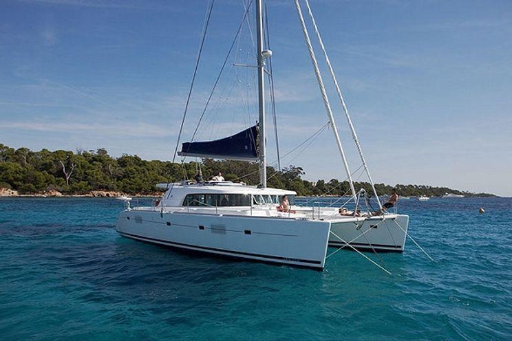 Charter Yacht Lagoon 500 - 4 cabins - Tortola