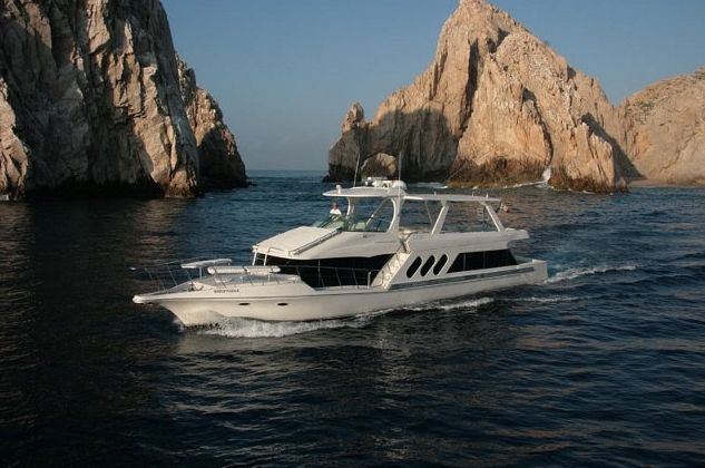 680 Bluewater Yacht - 3 Staterooms - Cabo San Lucas - La Paz - Mexico
