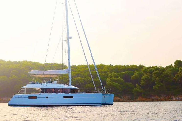 Charter Yacht A3 - Lagoon 560 - 4 Cabins - St Thomas - St John - Tortola