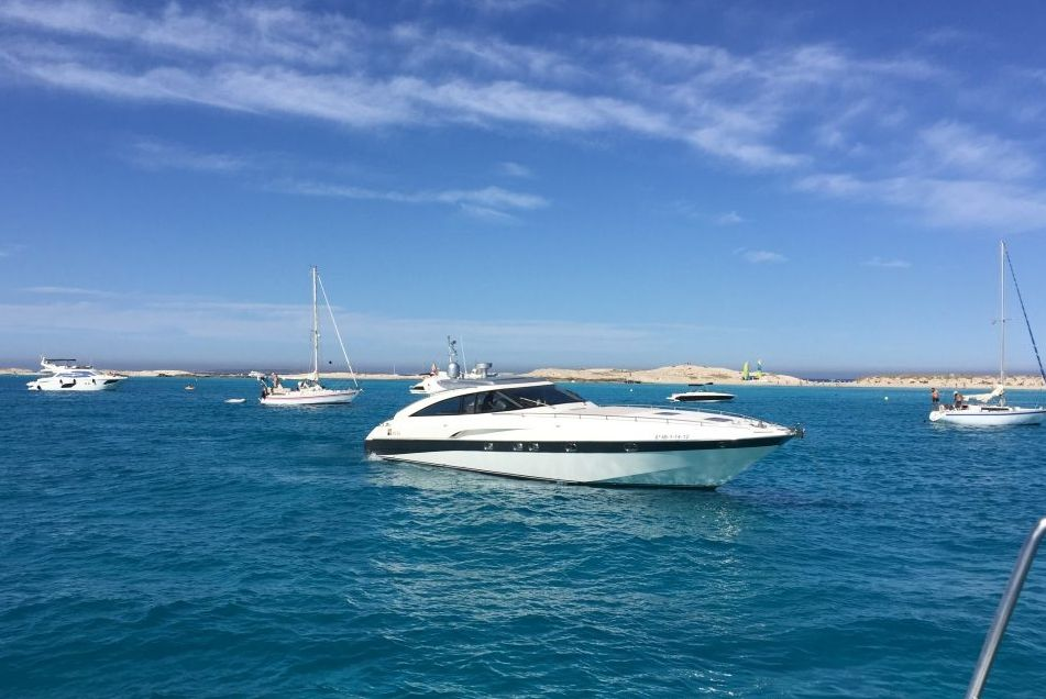 AB 58 - Ibiza Day Charter Yacht