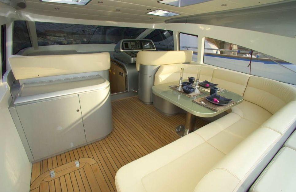 AB 58- Ibiza Day Charter Yacht