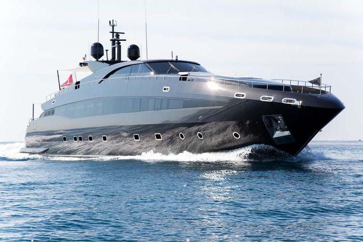 Charter Yacht ABILITY - Baglietto 41m - 5 Cabins - Athens - Mykonos - Paros