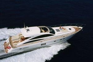 ABSOLUTE PRINCESS - Princess V70 - 3 Cabins - Ajaccio - Bonifacio - Calvi - Porto Cervo - Olbia