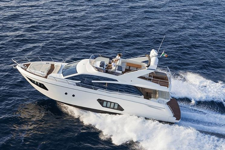 Charter Yacht ABSOLUTE - Absolute 60 Fly - 3 Cabins - Antibes - Cannes - Monaco