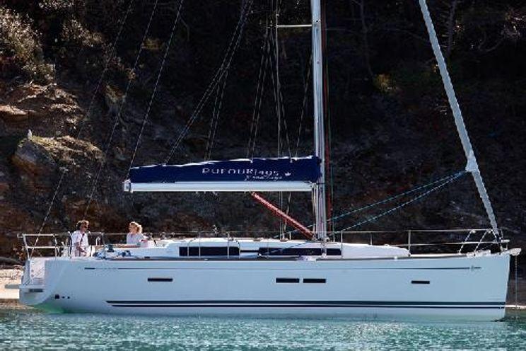 Charter Yacht Dufour 405 GL - 3 Cabins - Ajaccio - Corsica - Marseille