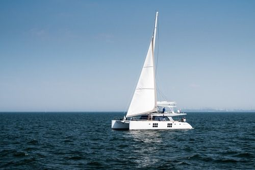 ADEA Sunreef 60 Luxury Catamaran