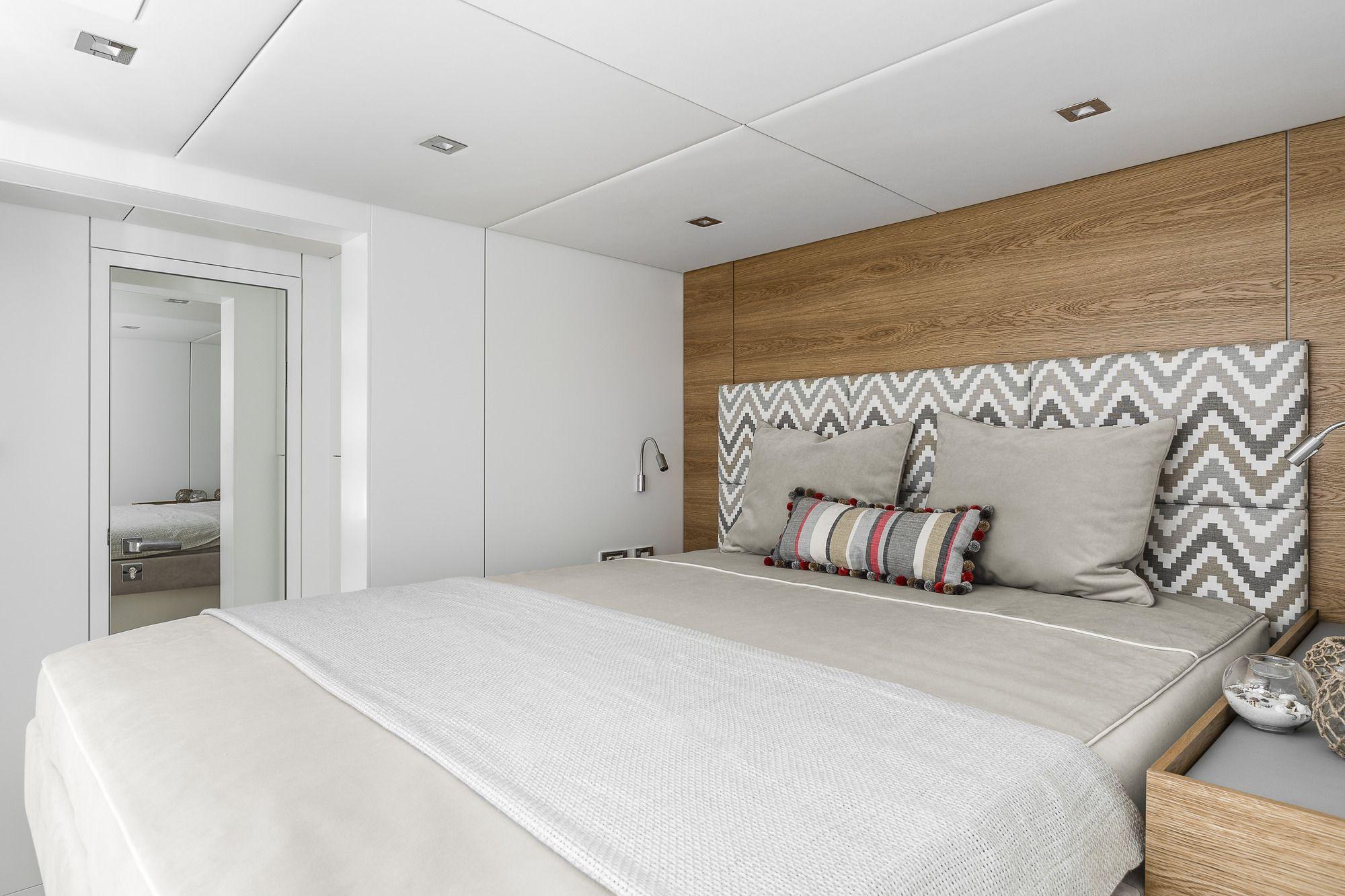 ADEA Sunreef 60 Luxury Catamaran  Master Cabin