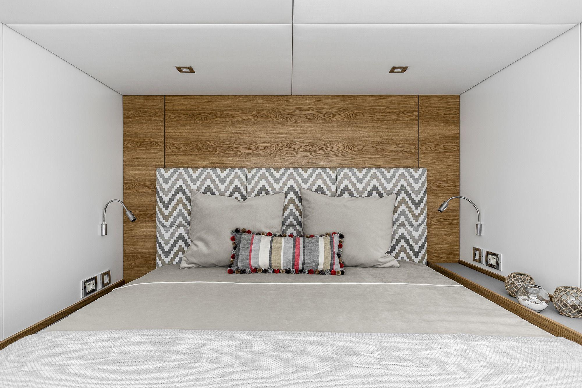 ADEA Sunreef 60 Luxury Catamaran  Guest Cabin