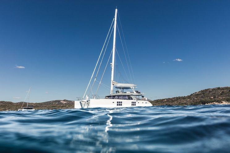 Charter Yacht ADEA - Sunreef 60 - Naples - Sicily - Corsica - Sardinia
