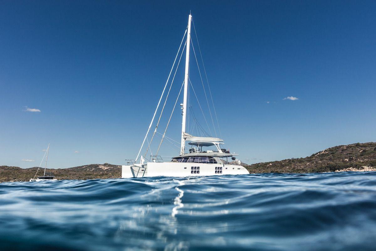 ADEA - Sunreef 60 - Naples - Sicily - Corsica - Sardinia