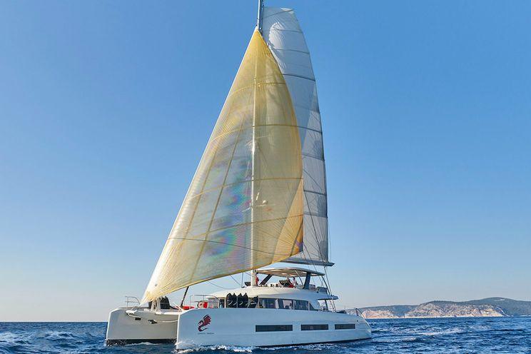 Charter Yacht ADRIATIC DRAGON - Lagoon Seventy 7 - 4 Cabins -  Croatia - Split - Hvar- Dubrovnik