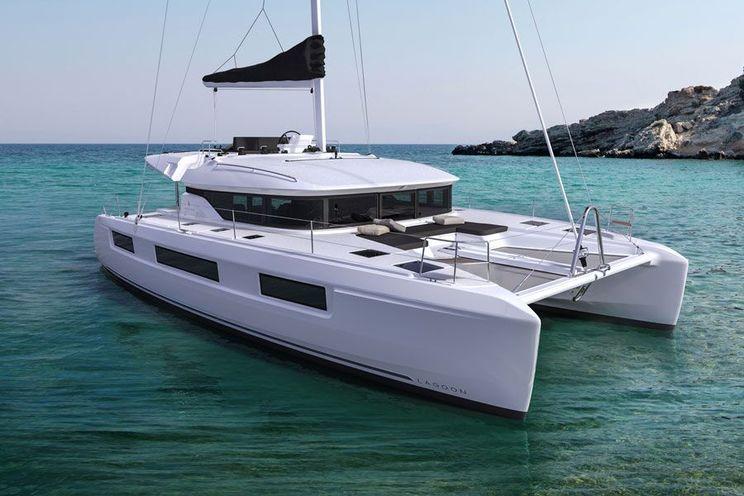 Charter Yacht Lagoon 50 - 6 Cabins - Split - Trogir