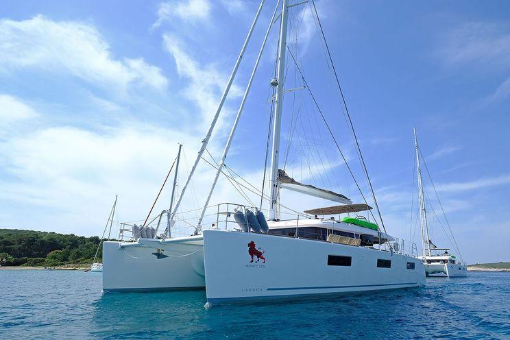 Charter Yacht ADRIATIC LION - Lagoon 620 - 5 Cabins - Dubrovnik - Split - Trogir