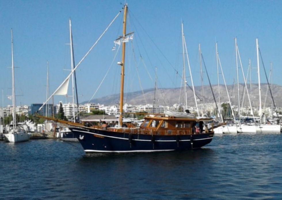 AEGEAS - Custom Built 50 - 4 Cabins - Athens - Paros - Santorini