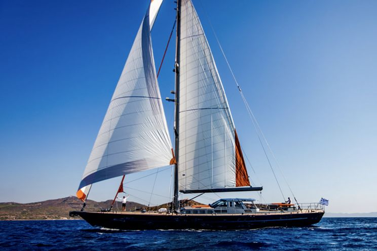 Charter Yacht AFAET - Jongert 30m - 4 Cabins - Athens - Mykonos - Lefkas