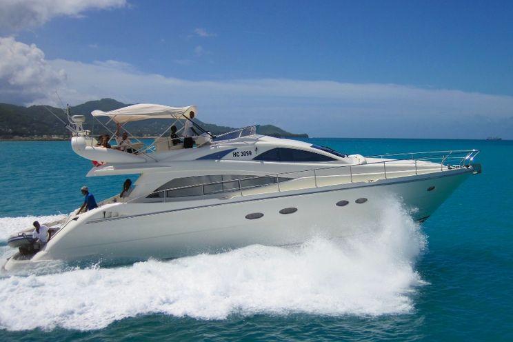 Charter Yacht Aicon 56 - Day Charter - Taormina - Acitrezza - Siracusa - Lipari